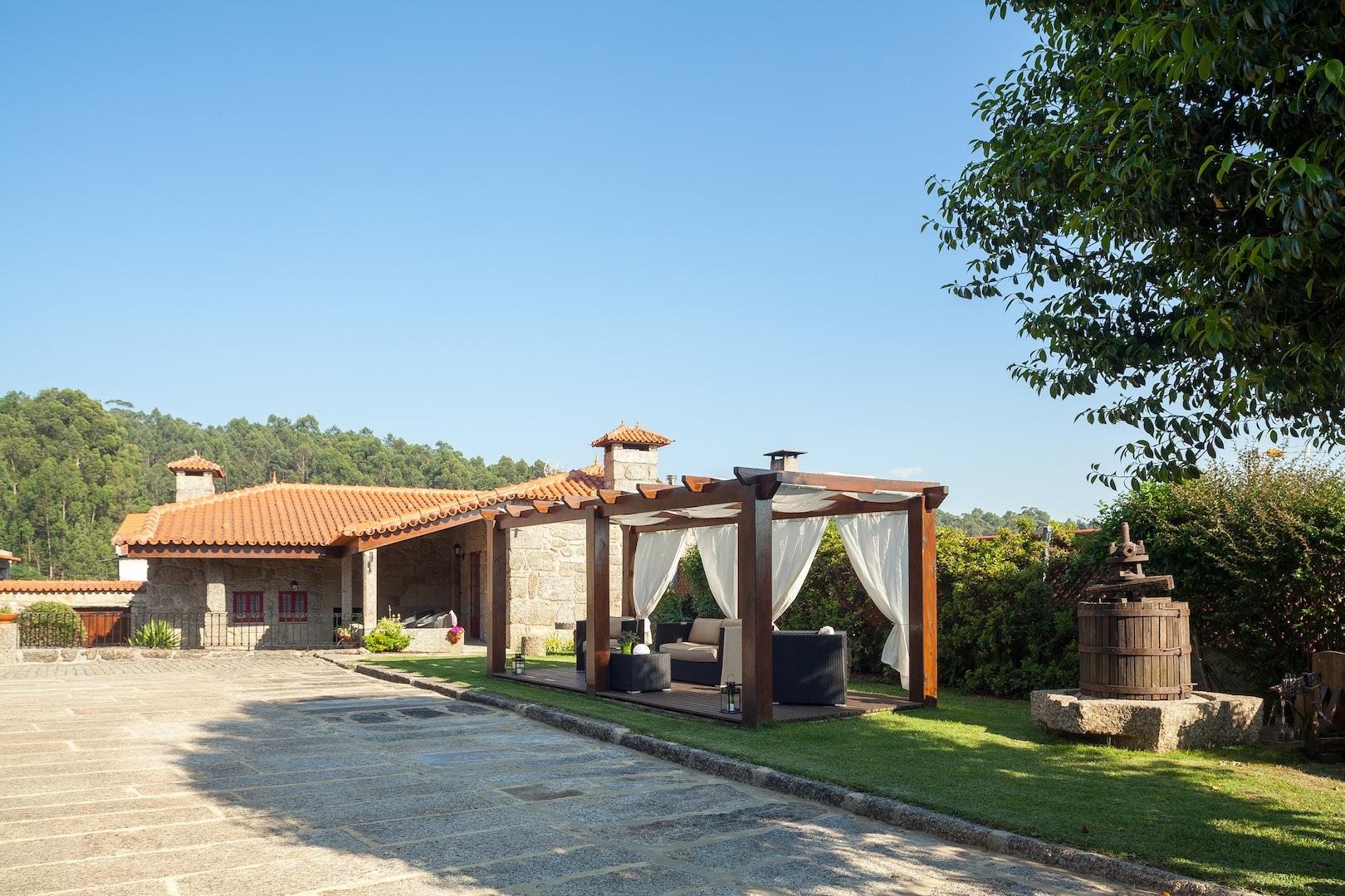 Quinta Rural T6 em Barcelos