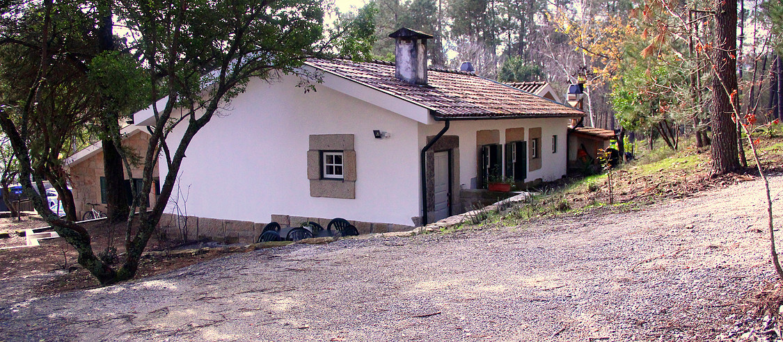 Casa Abrigo da Floresta