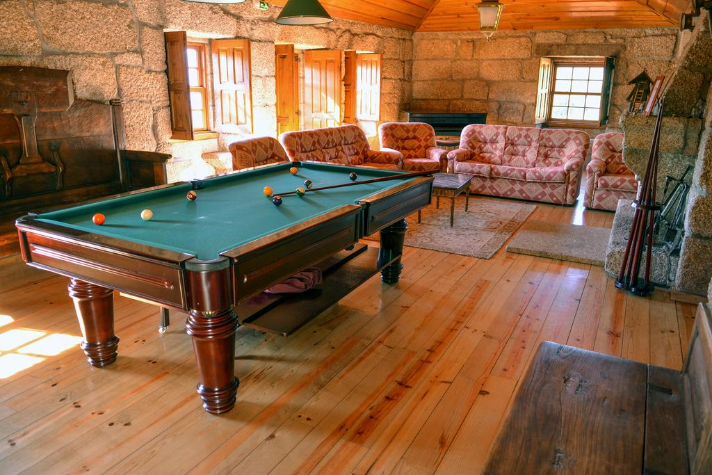 Suites em turismo rural na Caniçada