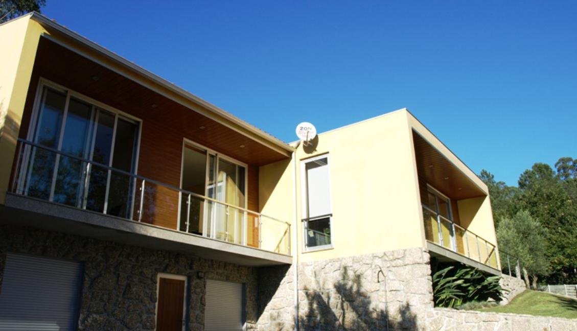 Casa com Piscina T2 - Vieira do Minho