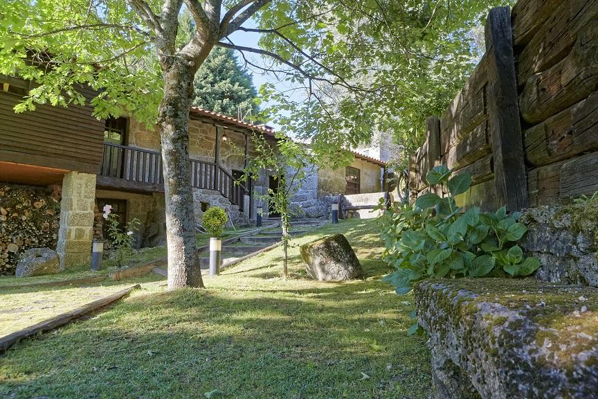Casa de campo T3 com Piscina Privada em Vieira do Minho