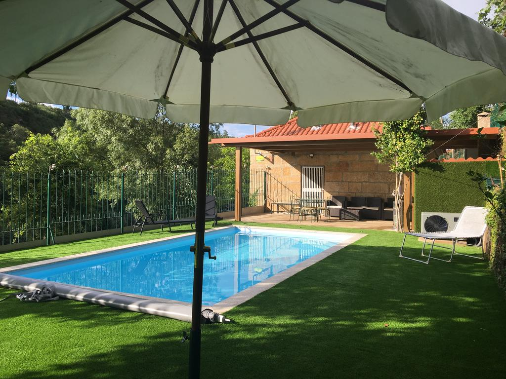 Casa T3 em Melgaço com piscina privada
