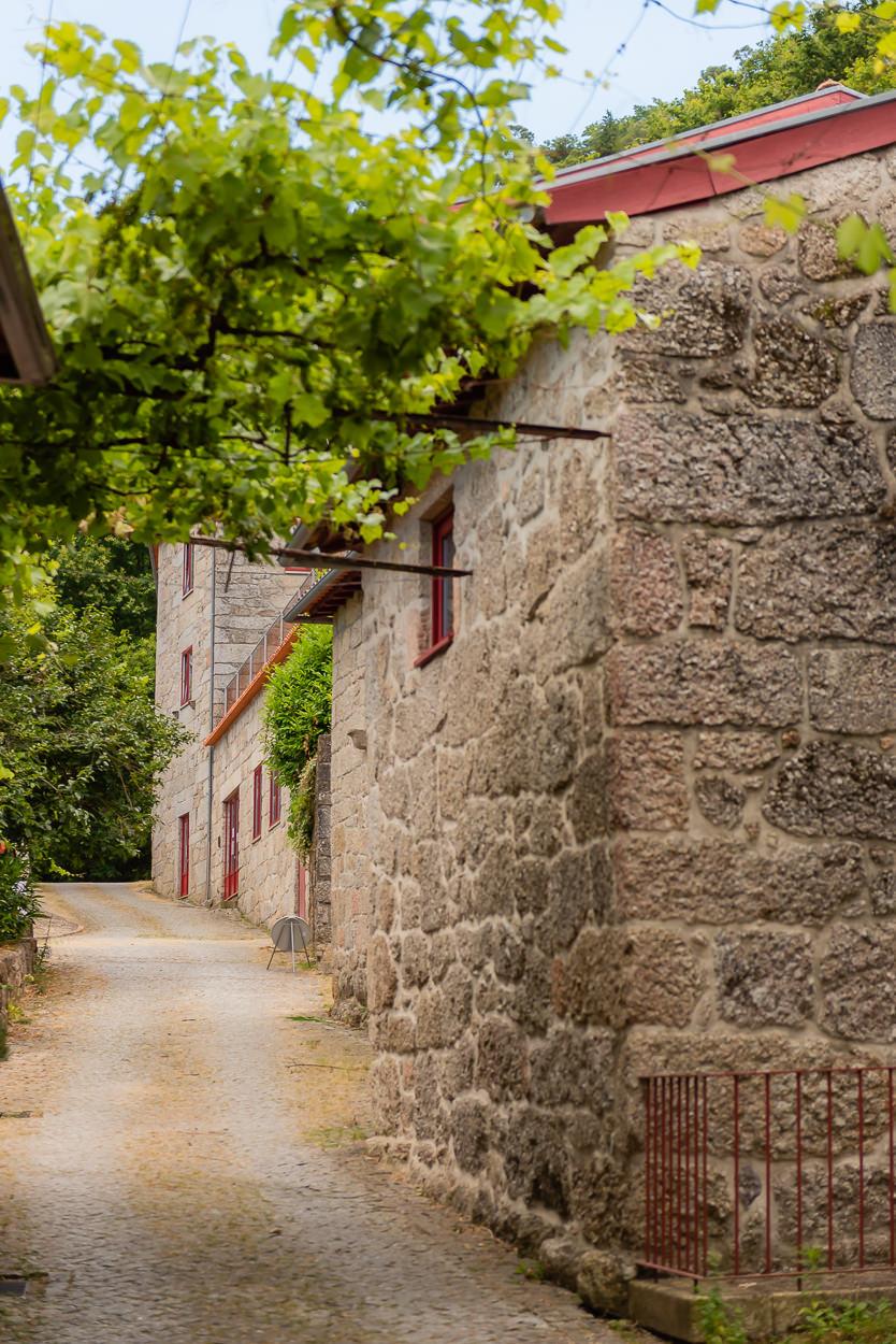 Casa 2 em aldeia turística