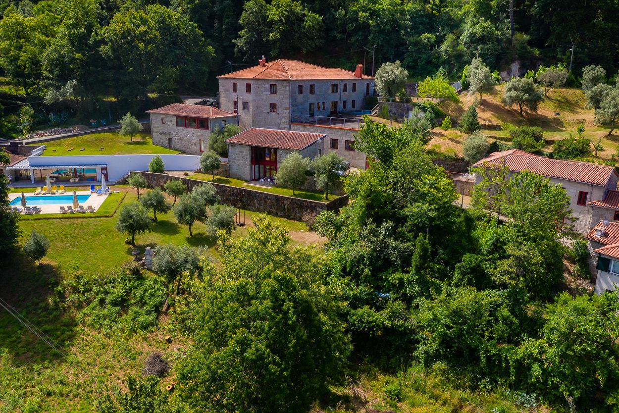 Casa 1 em aldeia turística