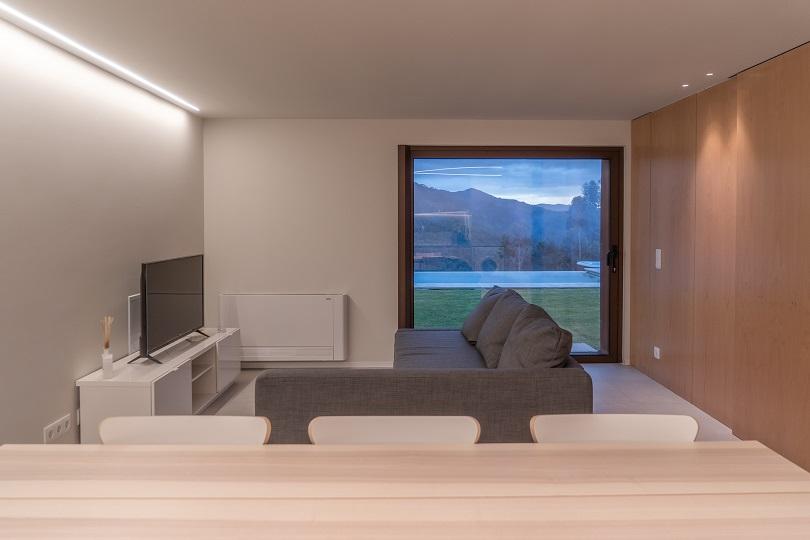 Casa de férias com piscina na serra do Gerês r/chão