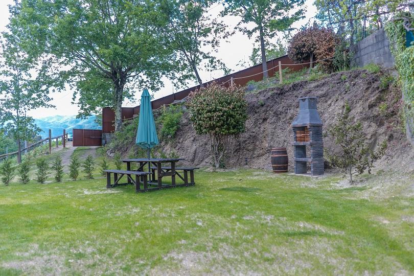 Casa T2 com piscina na serra do Gerês 1º andar