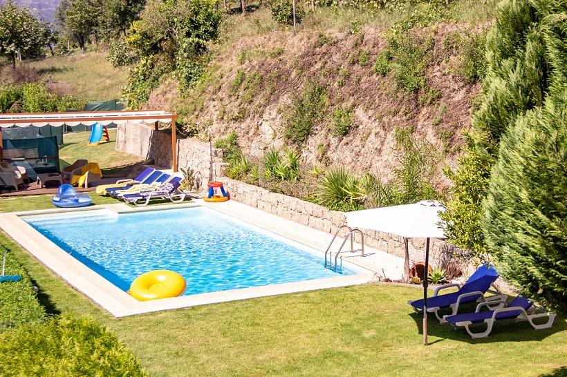 Quinta T3 com piscina privada