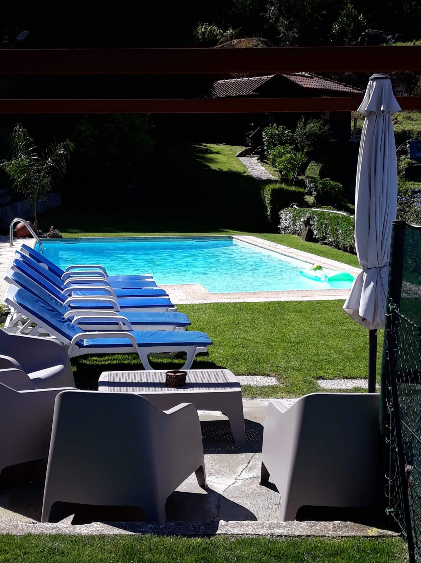Alojamento Local c/ piscina T2 do Ribeiro