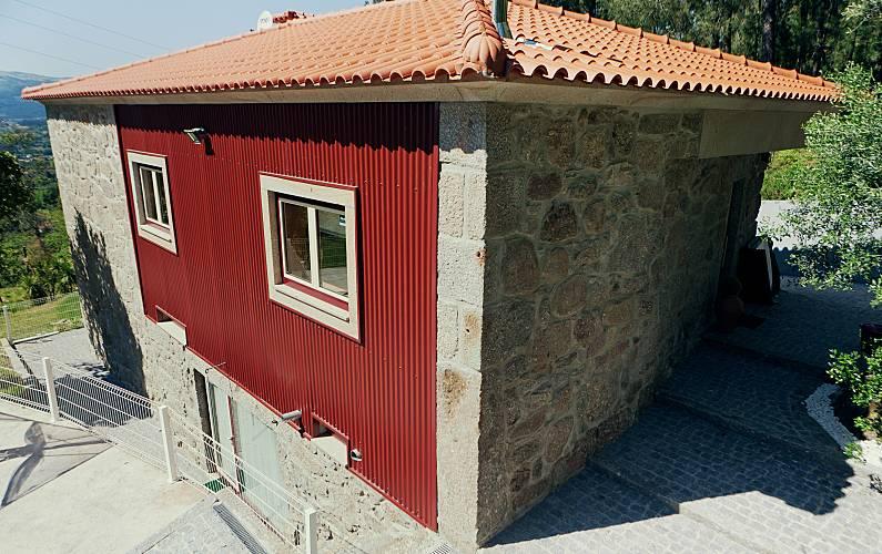 Casa de Luxo T1 com piscina e jacuzzi privado