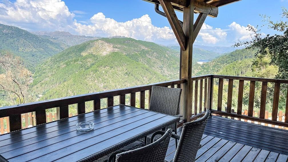Chalés de Montanha I com piscina privada